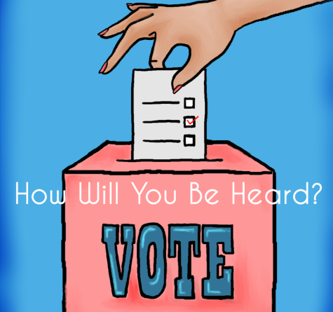 Will you choose to be heard?