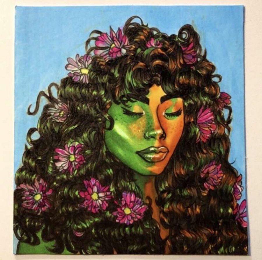 Art by Eve Downie